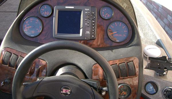 Dash panel refinishing